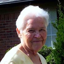 Mrs. Ouida Mae Goff Cowart
