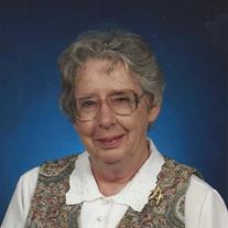 Audrey Robinson (nee Martindale)
