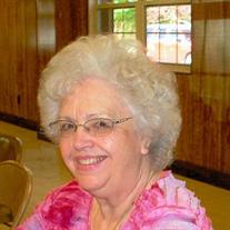 Billie Sue Weaver