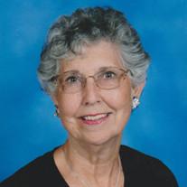 Peggy Gilliland Hayman
