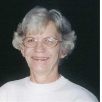 Mary Isabel Hawkins