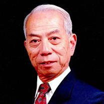 Mr Arthur Gar Lock Chang