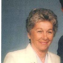 Wilma Alderman Adams