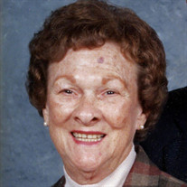 Mrs. Janet Pugh Thompson