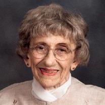 Mrs. Lorraine E. Vondrak