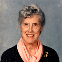 Elizabeth McGilvray