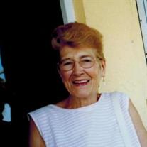 Flora  Margaret Lett