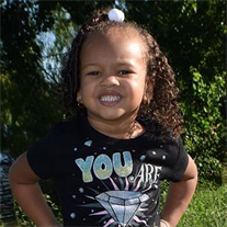 Baby Girl Ti' Mari Annette Jones