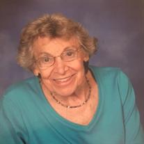 "Mrs. Elizabeth ""Betty"" Ann Manlich"