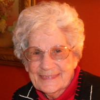 Lucille Milhoan Clay