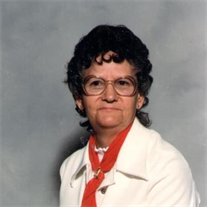 Mrs Marie G. Domina