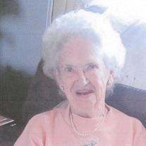 Mary Theresa Hudson