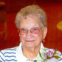 Stella Elizabeth (Durston) Linenko