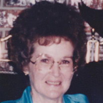 Mary Ellen Mitchell Anderson Bell
