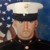 Lance Cpl. Todd Hopkins Anthony