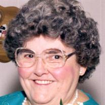 Mrs. Pauline Mary Jane Bozzell