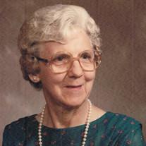 Hazel Tysseling