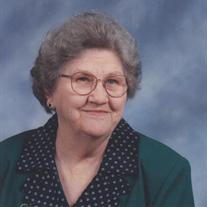 Mrs. Julia Flolina White Pirtle