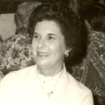 Mrs. Mary Elizabeth Tipps