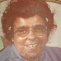 Mrs. Willie Mae  Weston