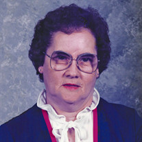 Mary Campbell McKinsey