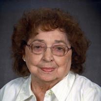 Mildred Olive Justice