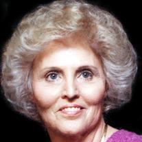 Mary Etta Cobb Parris