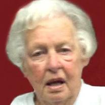 Rosena Marston Webb