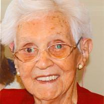 Mrs. Mary Lesser