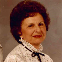 Mrs. Audry Louise Cafego