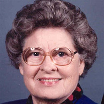 Mrs. Mary Mead Roberts