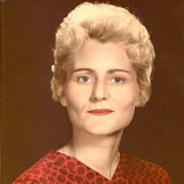 Mrs. Virginia Hudson
