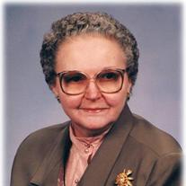 Edith Credeur Roger