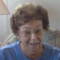 Ruth Irene Anthony