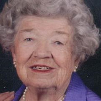 Josephine Elizabeth Blumhardt