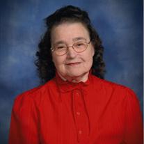 Mrs. Mattie Clay Rush