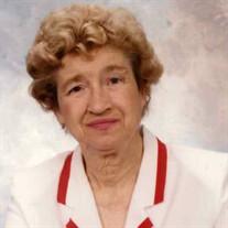 Marjorie Peters Preston