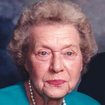 Juanita  Mae Ward
