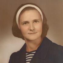 Alma Frances Nutter