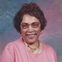 Mrs. Annie Bell Simmons Watson