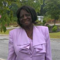 Ms. Lillie Mae Robinson