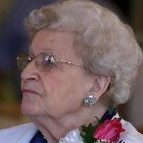 Bertie Aileen Nedrow