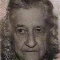 Mildred Louise Vanhorn