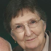 Mrs. Fannie Ruth White