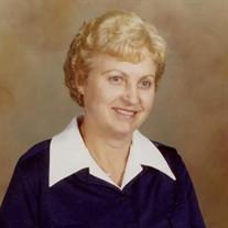Velma Marie Albright Hottes