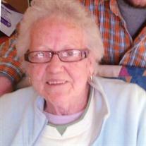 Mary Nellie Johnston