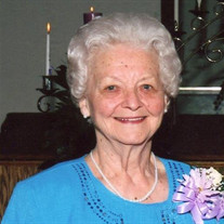 Mrs. Mary Lou Brackett
