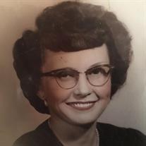 Virginia Wilmer Thacker