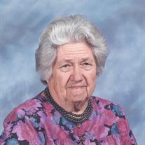 Mrs. Inez Martin Nelson Waldrop