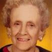 Alma Lewis